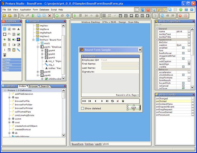 Protara Standard Edition Screenshot