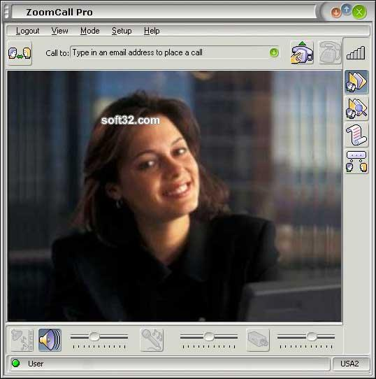 ZoomCall Pro Video Conferences Screenshot 2