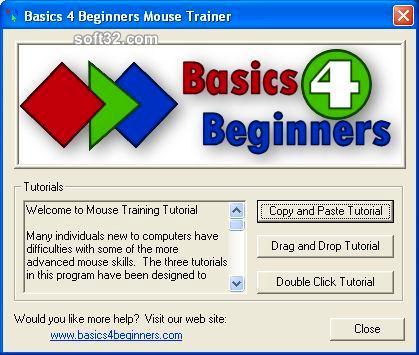 Basics 4 Beginners Mouse Tutorial Screenshot 2