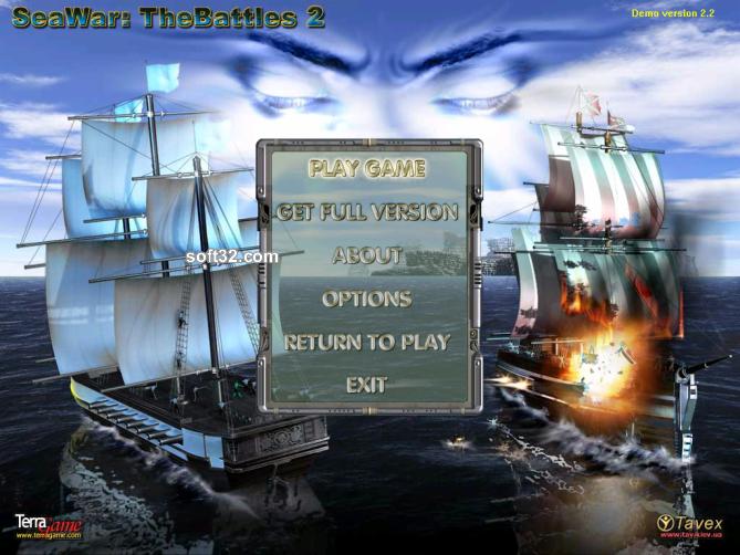 SeaWar: The Battleship 2 Screenshot 4