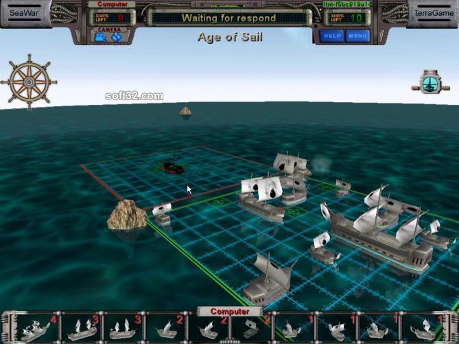 SeaWar: The Battleship 2 Screenshot 5