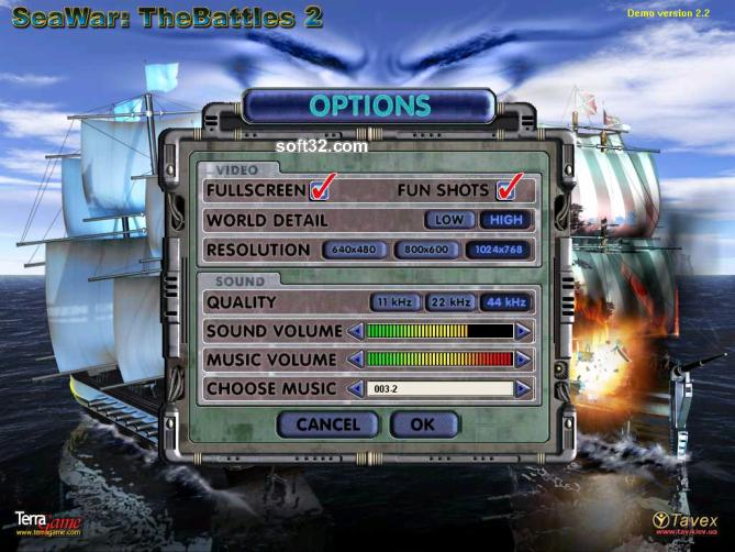 SeaWar: The Battleship 2 Screenshot 6