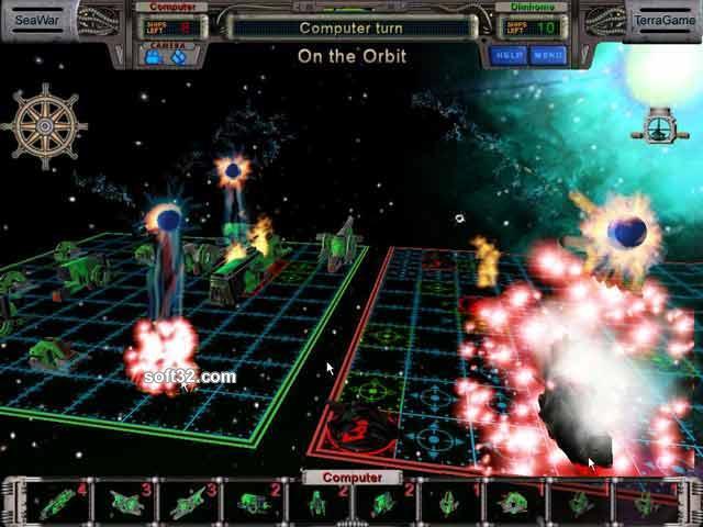 SeaWar: The Battleship 2 Screenshot 3