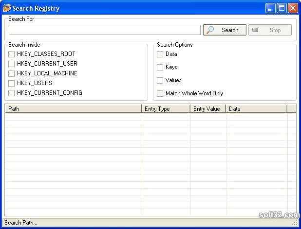 Registry Washer Screenshot 4