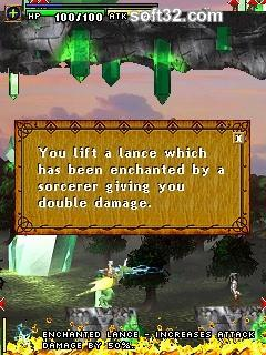 Atomic Battle Dragons Pocket Screenshot 2
