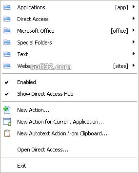 Direct Access Screenshot 3