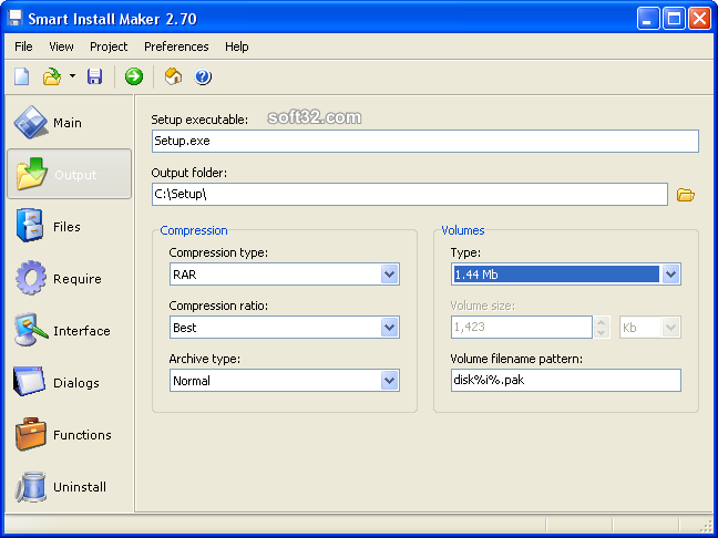 Smart Install Maker Screenshot 4