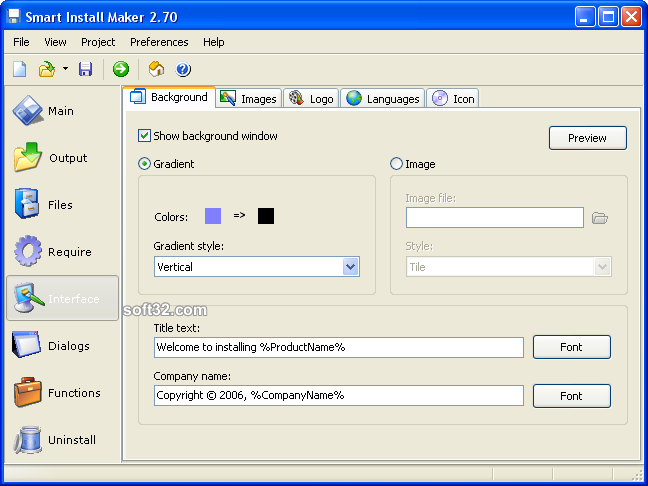 Smart Install Maker Screenshot 5