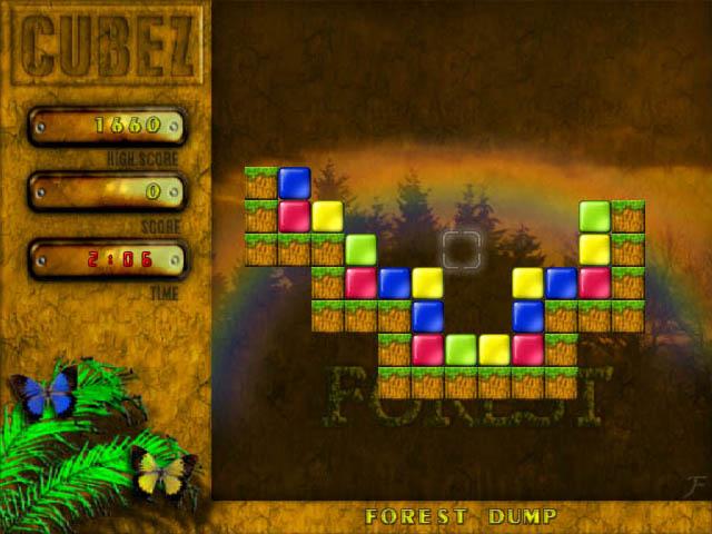 Cubez Screenshot