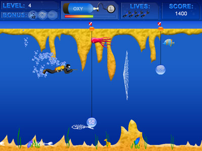 Sea Trapper Screenshot