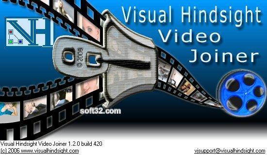 Visual Hindsight Video Joiner Screenshot 3
