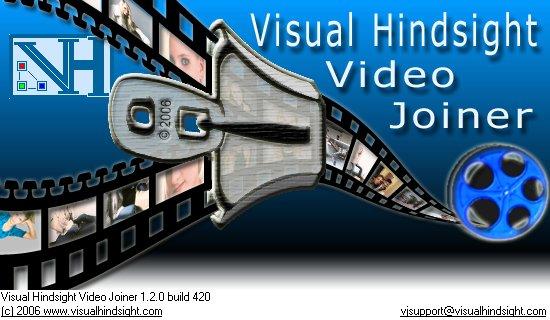 Visual Hindsight Video Joiner Screenshot 1