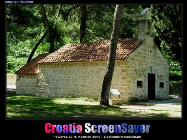 Croatia ScreenSaver Screenshot 1
