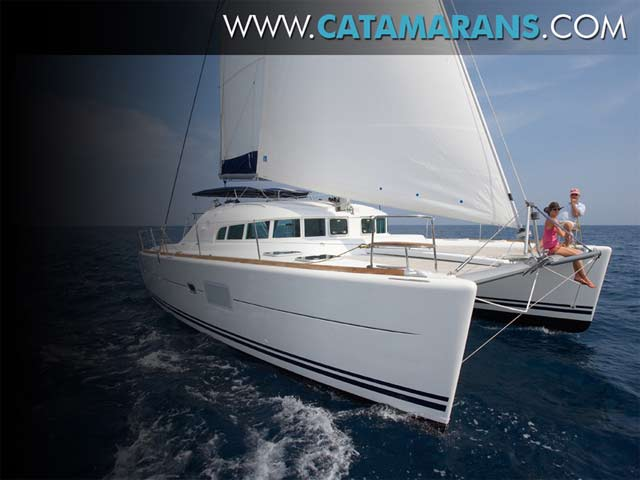 Catamarans Wallpaper Screenshot