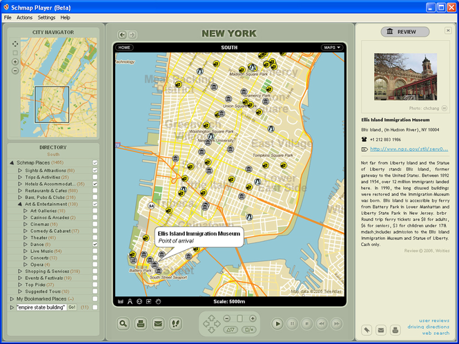 Schmap Screenshot