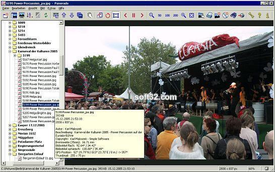 Panorado Screenshot 2