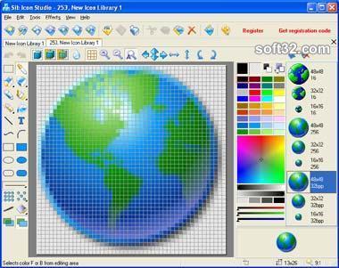 Sib Icon Studio Screenshot 3