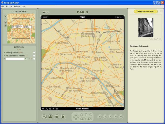 Schmap France Screenshot 3