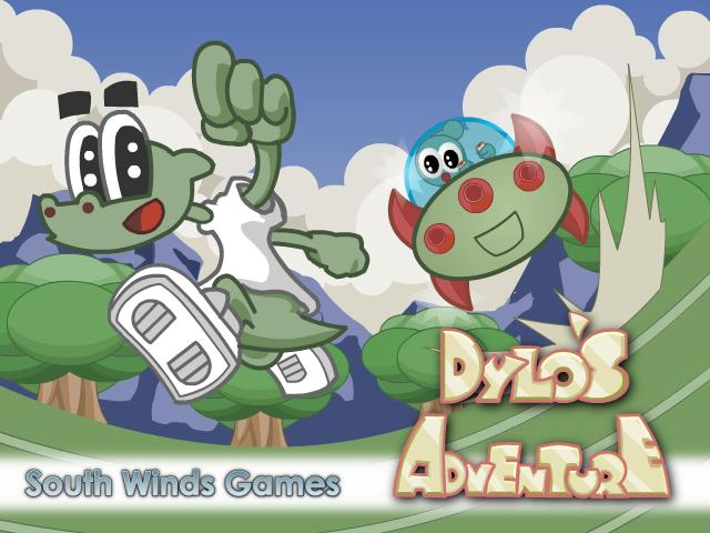 Dylo's Adventure - Windows Screenshot 1