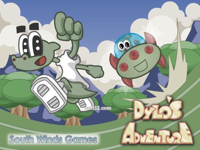 Dylo's Adventure - Mac Os X Screenshot 3