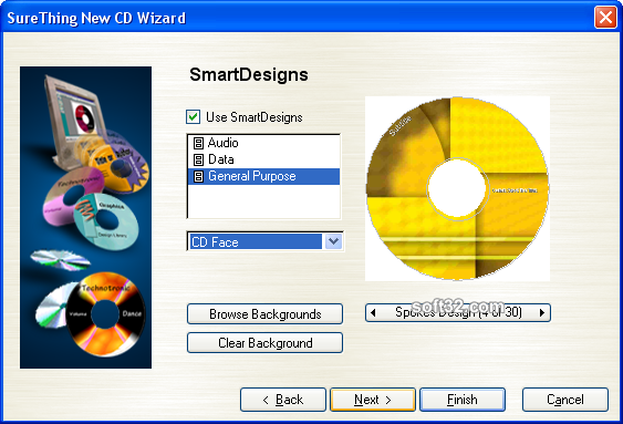 SureThing CD Labeler Screenshot 4