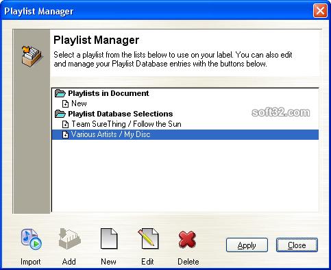 SureThing CD Labeler Screenshot 6