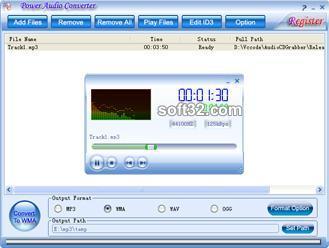 Power Audio Converter Screenshot 2