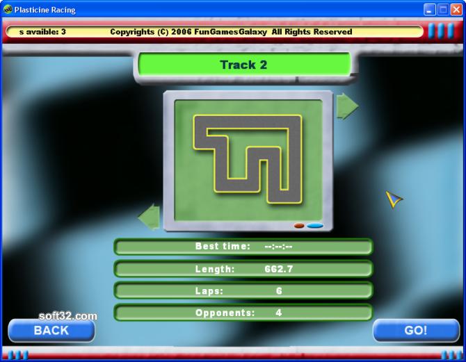Plasticine Racing Screenshot 2