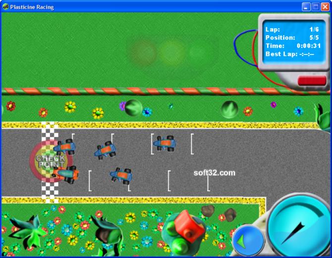Plasticine Racing Screenshot 3