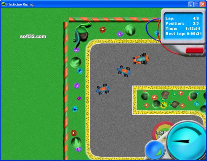 Plasticine Racing Screenshot 4