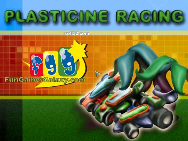 Plasticine Racing Screenshot