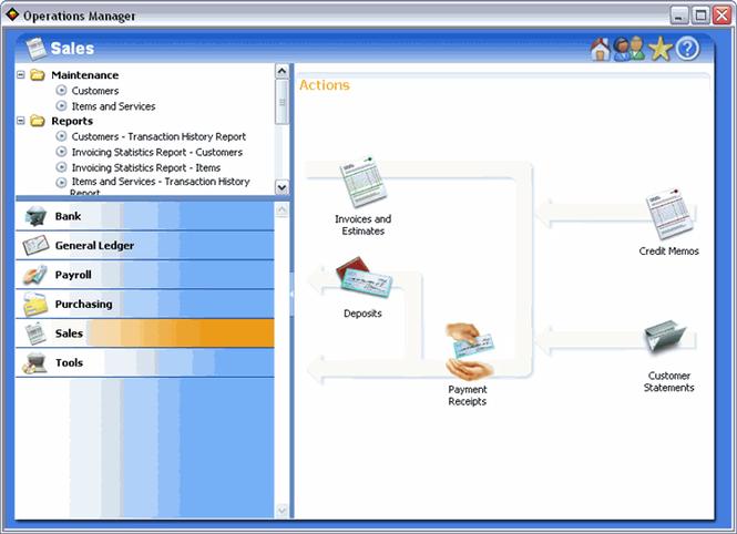 Dynacom Accounting Startup Edition Screenshot