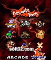 Arcade Park for Symbian S60 Screenshot 3