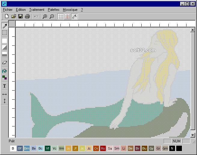 Mosaic Deluxe Screenshot