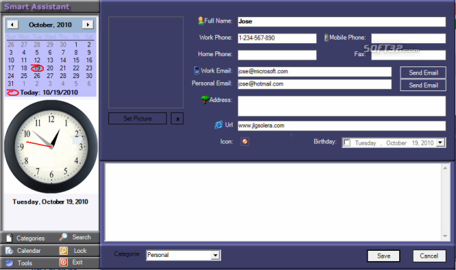 SmartAssistant Screenshot 5
