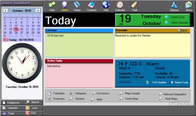 SmartAssistant Screenshot 3