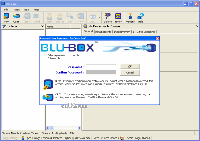 BLUBOX Screenshot 4