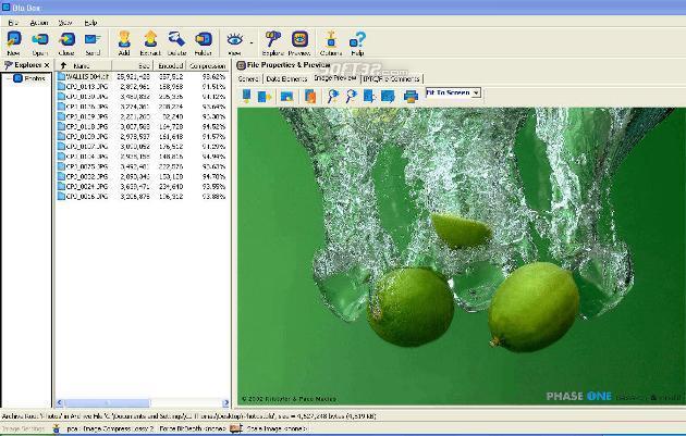 BLUBOX Screenshot 5