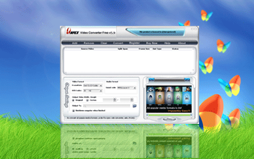 Apex Video Converter Free Screenshot