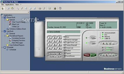 VentaFax Business Screenshot 3