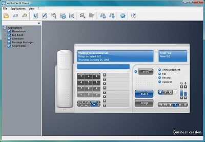 VentaFax Business Screenshot 1