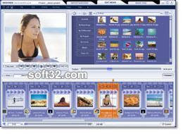 MAGIX Movies on DVD Screenshot 3
