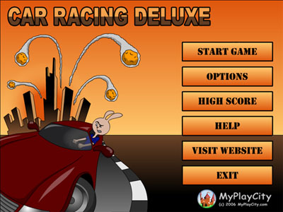 Car Racing Deluxe Screenshot