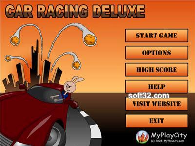 Car Racing Deluxe Screenshot 3