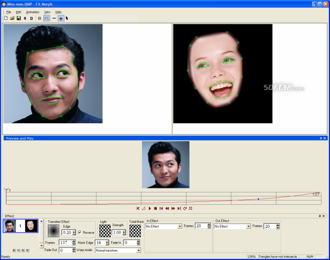 FX Morph Screenshot 2