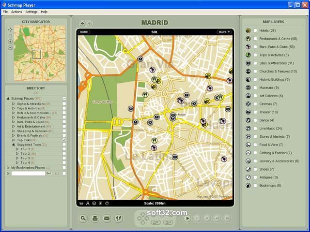 Schmap Spain Screenshot 2