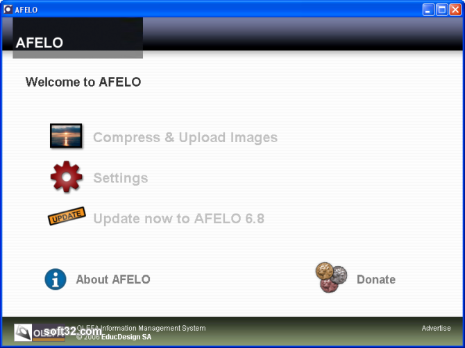 AFELO Screenshot 2