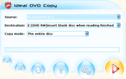 Ideal DVD Copy Screenshot