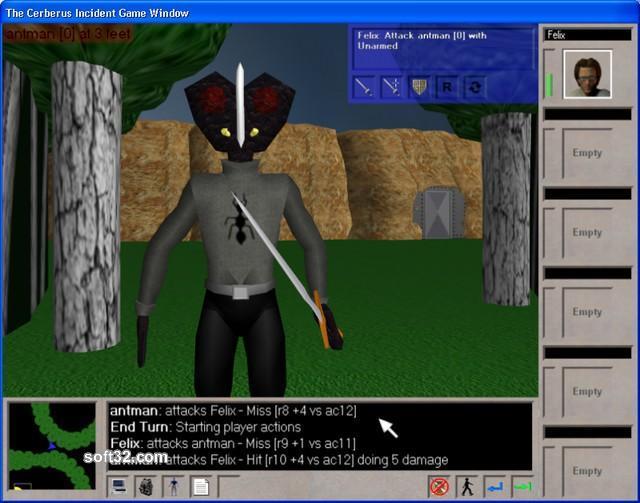 The Cerberus Incident Screenshot 2