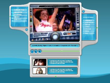 NET TV Screenshot